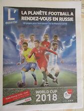 DIABLES ROUGES: journal spécial sur la coupe du monde 2018 - 3ème - L'ESSENTIEL