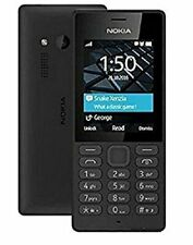 Nokia 150 (Dual SIM, Black) Feature Phone Cell Phone,Keypad Phone,Mobile Phone