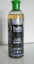 FAITH IN NATURE Lavender and Geranium Shampoo (400 ml)  OTHERS AVAILABLE