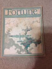 Fortune August 1931