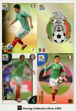 *2010 Panini South Africa World Cup Soccer Cards Team Set Mexico (4)