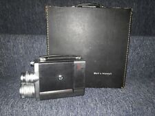 Bell & Howell 16mm 200EE Automatic Exposure Control Magazine Camera with case