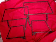 Vintage Set of 4 Side Curtain Frames for early MG? or ???