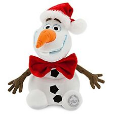 Disney~FROZEN~OLAF~WINTER~Snowman~Plush~Disney Store Exclusive~NWT