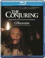 The Conjuring (Bilingual) [Blu-ray] - Brand New Sealed