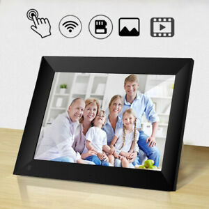 10.1'' 16GB WiFi Cloud Digitaler Bilderrahmen 800x1280 LCD-Panel APP Steuerung