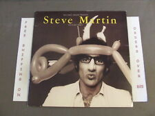 "STEVE MARTIN, LET'S GET SMALL LP WITH ""EXCUSE ME!"" BSK 3090"