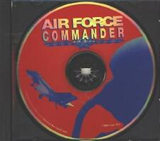 Air Force Commander (PC-CD, 1995) for DOS - NEW CD in SLEEVE