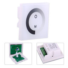 Touch Panel Dimmer Wall Mounted Switch Sensitive Controller for LED Strip Light
