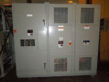 Olsun 750kva 4160y2400 480d 3ph Dry Type Transformer Amp 15kv Fused Switch Used