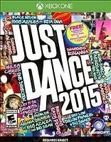 Just Dance 2015  Xbox 360 Video Game 2014 New in Shrinkwrap