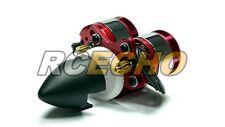 AEO RC Airplane Model Double 4900KV R/C Brushless Motor + Metal Gear Box OM448