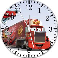Disney Cars Mack Frameless Borderless Wall Clock Nice For Gifts or Decor Z161