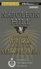 NEW 4 CD You Can Work Your Own Miracles Napoleon Hill (Think and Grow Rich)