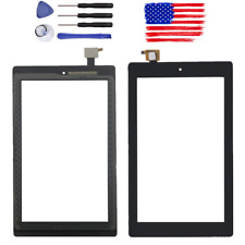 For Amazon Fire 7 7th Gen 2017 SR043KL Display Screen Lens Touch Digitizer+Tools