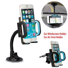 Universel Pare-brise Air Vent Aération Grille Support Pour iPhone Téléphone GPS