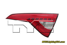 TYC Right Inner Side LED Tail Light Lamp Assembly for Hyundai Sonata 2015