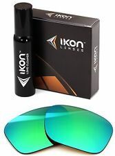 Polarized IKON Iridium Replacement Lenses For Oakley Necessity Emerald Mirror