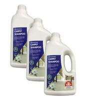 3 x Professional  Carpet Formula Cleaning Solution Shampoo 1000ML Per Bottle