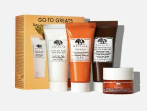 Origins Go To Greats Day to Night Skincare Essentials Travel Sizes Gift Set BNIB