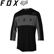 Fox RANGER Dri-Release 3/4 Sleeve Jersey - Black - M, L