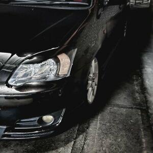 Toyota Corolla Sportivo Eyelids V2 ZZE123 E12 E120 FACELIFT RUNX ALLEX