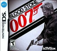007: Blood Stone (Nintendo DS, 2010) game only USA version