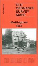 Map Of Mottingham 1861