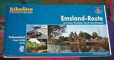 EMSLAND-Route - Rundtour durch das Emsland # bikeline - Esterbauer
