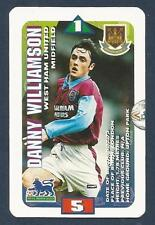 SUBBUTEO SQUADS-1996-WEST HAM UNITED-DANNY WILLIAMSON