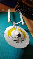 NO MODEL Jumbo Constitution Class decal set - Star Trek EAGLEMOSS - DECALS ONLY