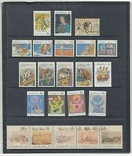 """1990 AUSTRALIA """"THE COMPLETE COLLECTION OF 1990 AUSTRALIAN STAMPS"""" FULL SET MNH"""