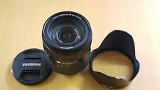Samsung iLens 16-50mm 2.0-2.8