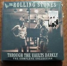 """ROLLING STONES """"THROUGH THE VAULTS DARKLY COMPLETE COLLECTION""""11LP BOX 1964/2005"""