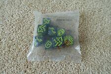 VINTAGE TSR DRAGON DICE SEALED BAG #1 // MINT // ad&d d&d polyhedral dungeon