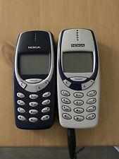 Téléphone Mobile Nokia 3310 - Argenté