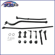 NEW 13PCS FRONT END SUSPENSION TIE ROD KIT FOR 94-96 DODGE RAM 1500 2500 4WD