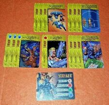 OVERPOWER Stryker player set Image hero 13 sp Serious Arsenal - no A&D