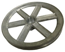 "7"" Aluminum V Belt Pulley - 1"" Bore - Type A 1/2"" V Belt"