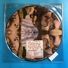 """Styx-Pieces Of Eight-12"""" PICTURE DISC-1978  A&M FACTORY SEALED   Mint"""