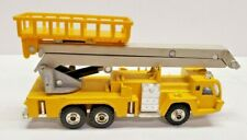 Shinsei Mini Power Die Cast GMC Cab Over Aerial Work Truck Made in Japan