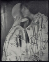 GEORGE H. SEELEY, Autumn, Vintage 1908 Tipped-in Halftone, Pictorialism