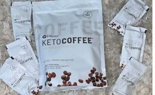 It Works New And Improved Keto Coffee 5 Single Packets