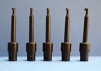 Fly Pin groß 5,5cm schwarz Stück 1,50€ Fly Showpin large 5,5cm black psc. 1,50€