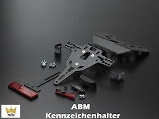 ABM Kennzeichenhalter HONDA NC 750 S / X  Typ: RC70 RC72  Bj. 14-16 Hinterrad