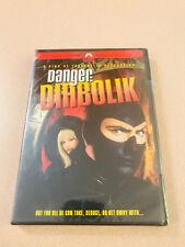 Danger: Diabolik - DVD Sealed New Widescreen Thievery