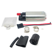 New Flow Eelctric Fuel Pump & 255LPH High Pressure Replace Walbro GSS342 Pump