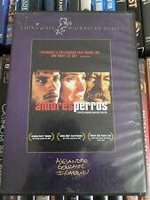 Amores Perros Dvd Preowned Drama Lionsgate Signature Series Rare Underground Oop