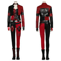 The Suicide Squad 2021 Harleen Quinzel Harley Quinn Cosplay Costume Outfit