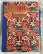 Hello Kitty Scrapbooking notebook and envelops